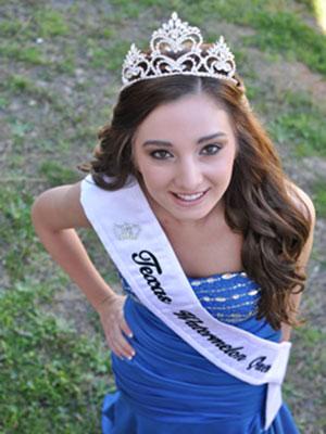 2014 Texas Watermelon Queen Kendall Nicole Duke