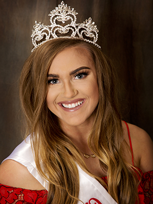 2017 Texas Watermelon Queen Chloe Elizabeth Brown